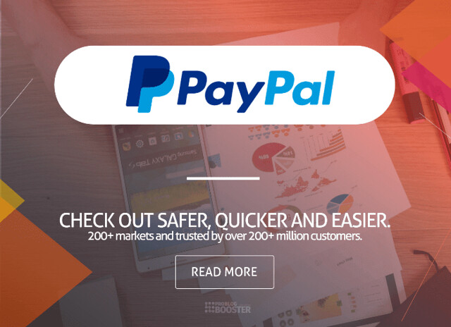 benefits of paypal account