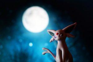 pokemon blue full moon wallpaper